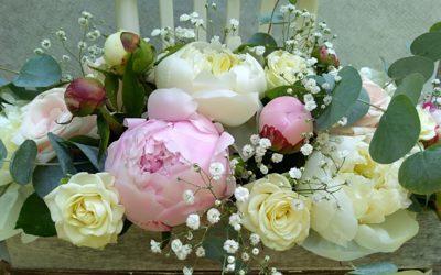 Krisztina és Dani – Nyári esküvő a természetben